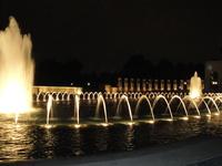 World War II Memorial: a group favorite